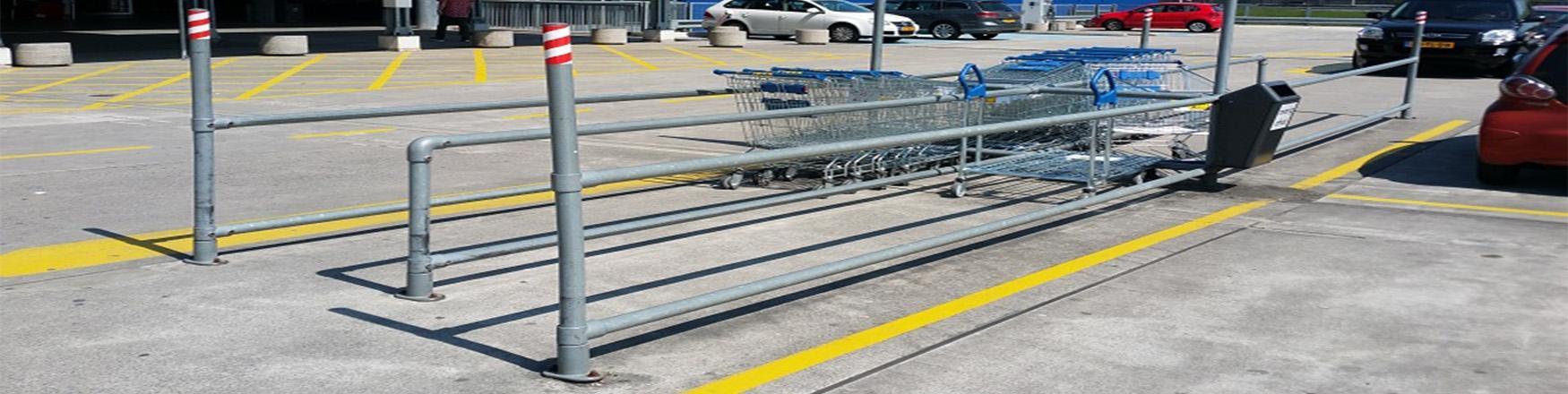 商场超市护栏