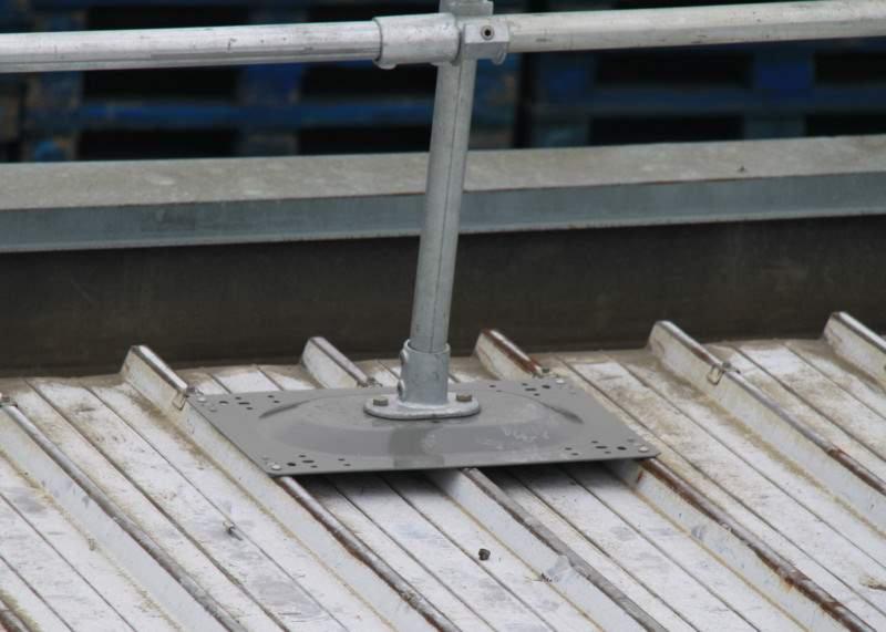 金属屋顶护栏