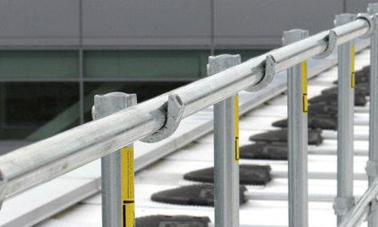自立式护栏