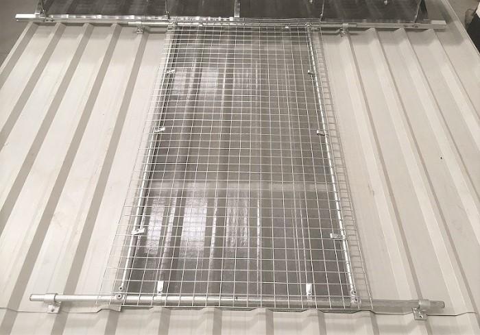 彩钢瓦天窗防护