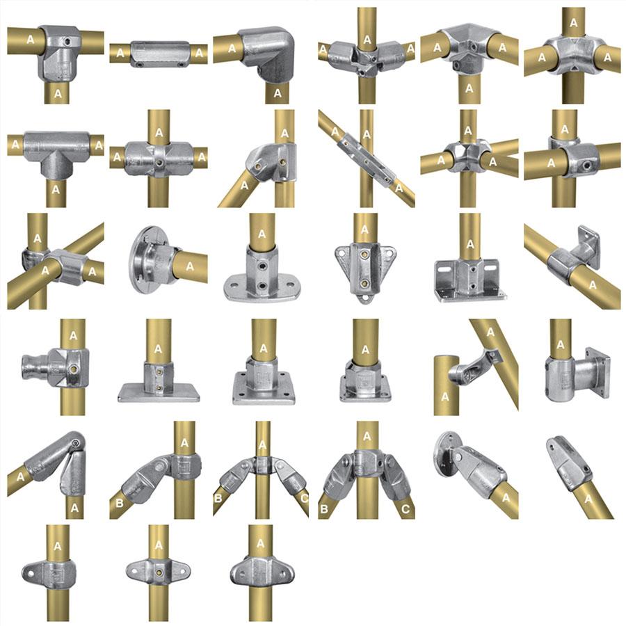 铝质连接件