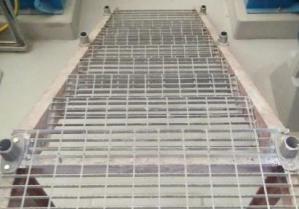钢板(钢梯)钻孔