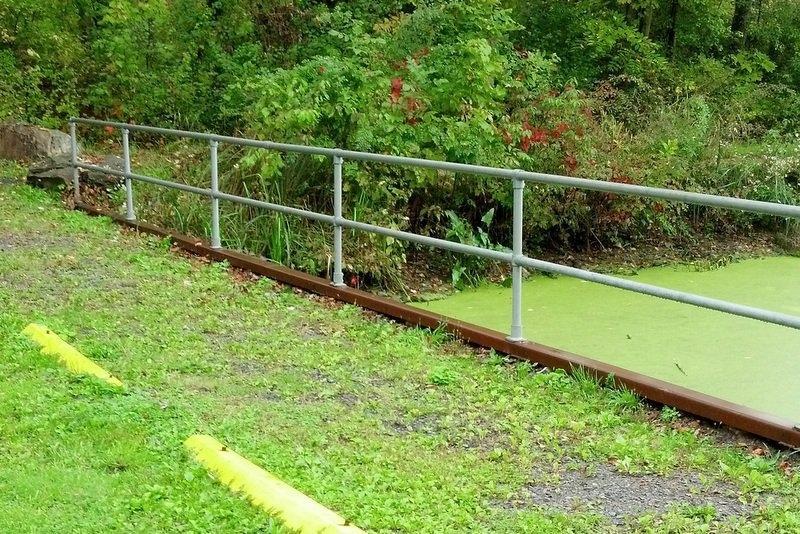公共景区护栏