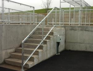 混凝土楼梯护栏