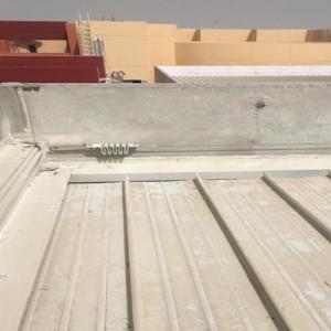 女儿墙屋顶