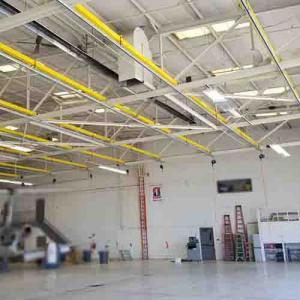 厂房设备安装与维护