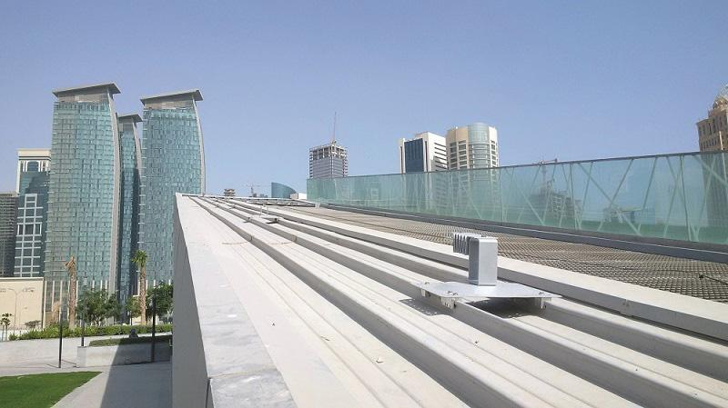 屋顶水平生命线