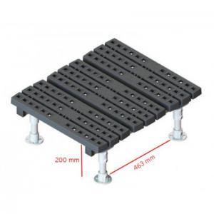 固定式简易过桥梯,间隙200x463mm