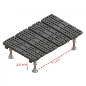 固定式简易过桥梯,间隙200x713mm
