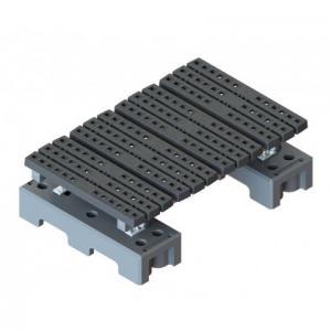 自立式简易过桥梯,间隙200x490mm