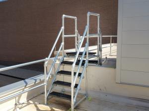 平台过桥梯