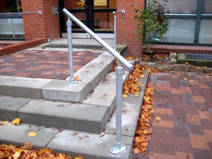 无障碍扶手栏杆