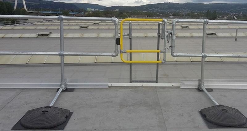 自立式屋顶护栏